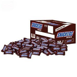 نرخ شکلات اسنیکرز کوچک