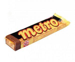 قطب فروش شکلات مترو